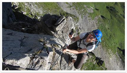 Klettersteig Braunwald : Pierres blog » abenteuer klettersteig